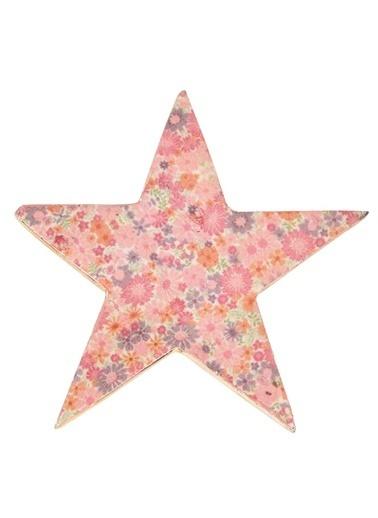 Vitale Dekoratif Yıldız Küçük Boy Pembe